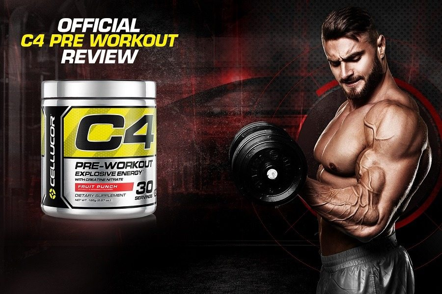 Cellucor C4 Pre Workout Supplement Review