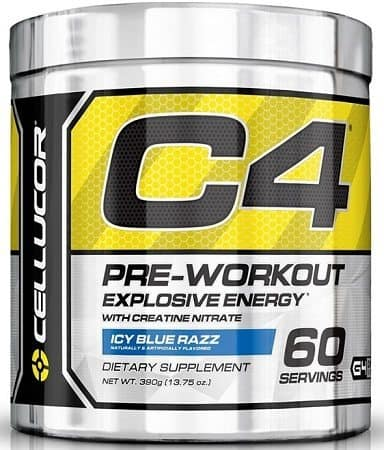 Cellucor C4 Pre Workout pic
