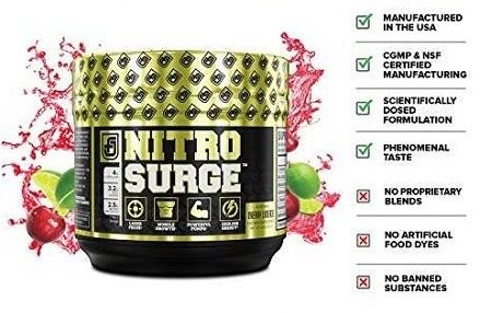 Jacked Factory NITROSURGE Supplement