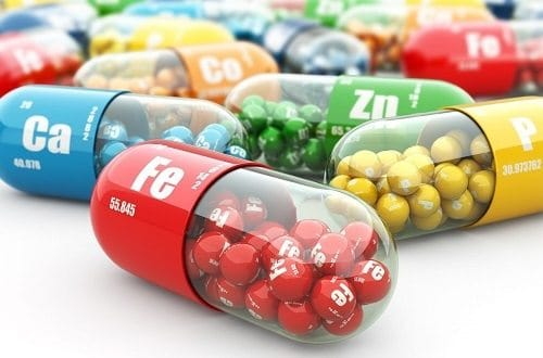 Different Multivitamins Pills