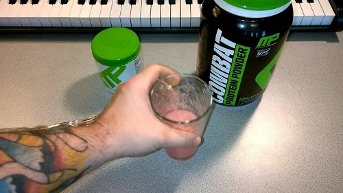 MusclePharm Combat Protein Powder 1