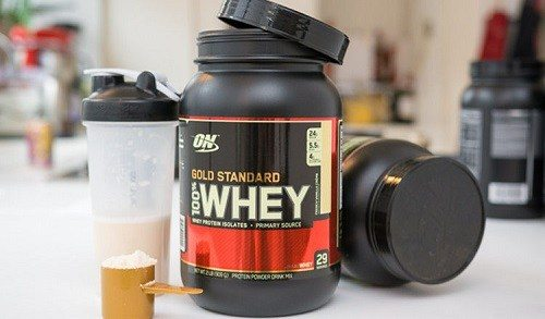 Optimum Nutrition Gold Standard 100 Whey Protein Pow