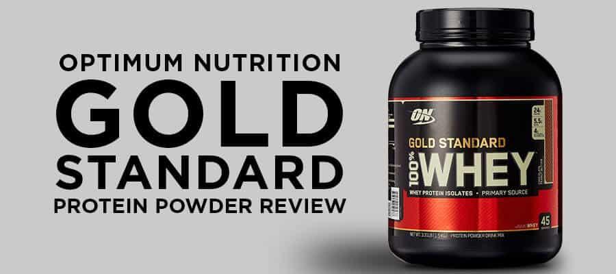 Optimum Nutrition Gold Standard Protein Powder Review
