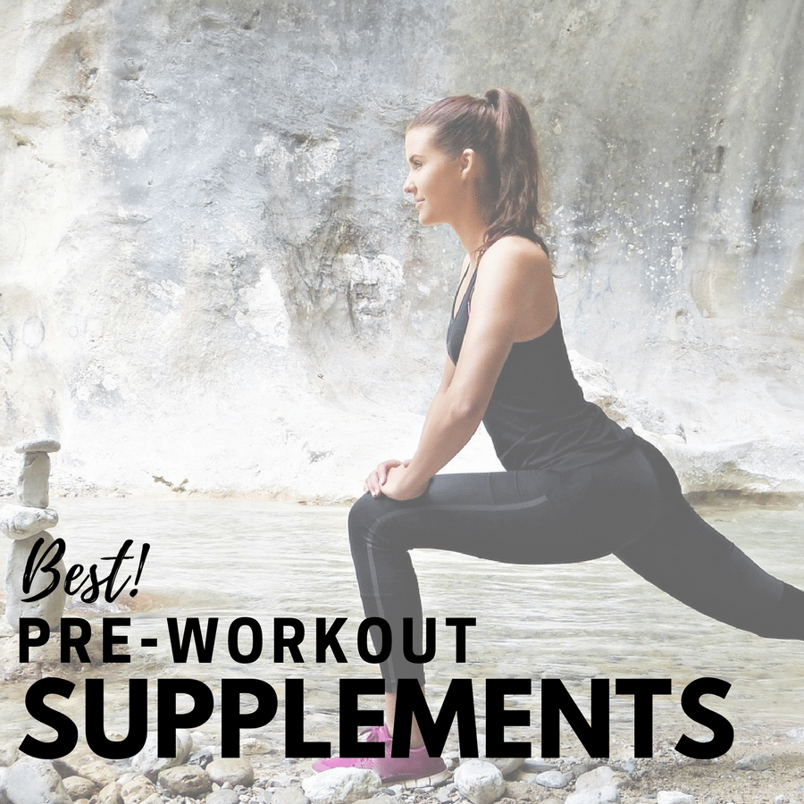 The Top 5 Best Pre Workout Supplements For Women