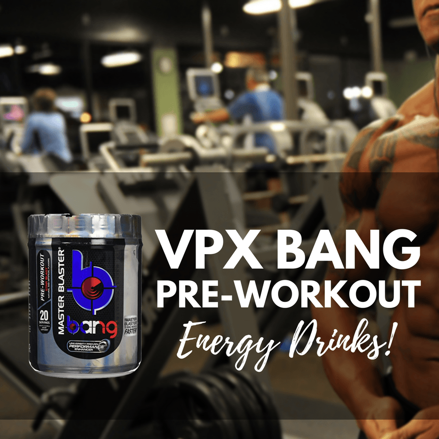 VPX Bang Pre-Workout Energy Drink